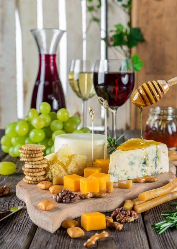 cheese, snacks, appetizer